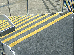 Anti-slip verf